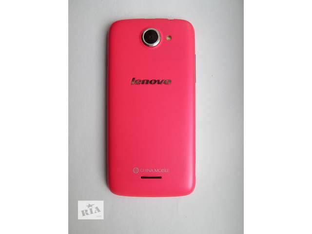 бу Продам телефон Lenovo A670T в прекрасном состоянии (как новый)+наушники,зарядка,оригинальная упаковка с инструкцией. в Ровно
