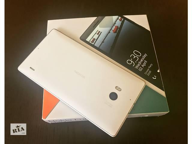 продам Продам телефон Nokia Lumia 930 White, Оригинал! бу в Тернополе