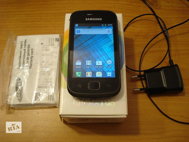 продам Продам телефон Samsung Galaxy Gio S5660 Смартфон Рабочий Самсунг Галакси б/у бу в Бориславе