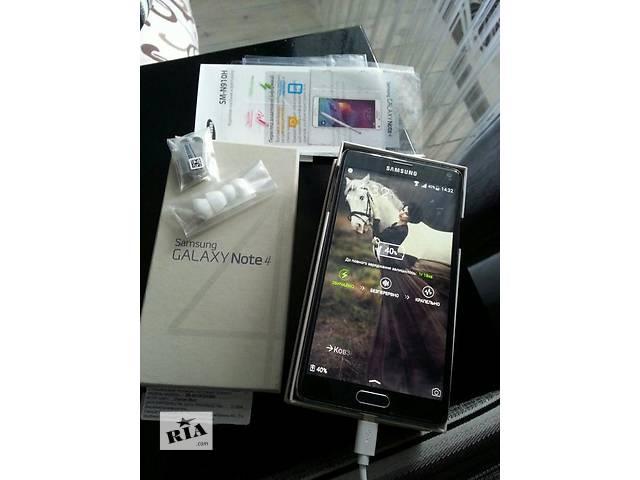 продам Продам телефон Samsung note 4! Возможна скидка!!!! бу в Калуше