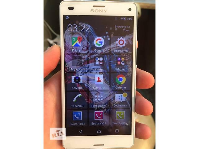 бу Продам телефон Sony Xperia Z3 Compact,не дорого!!! в Сумах