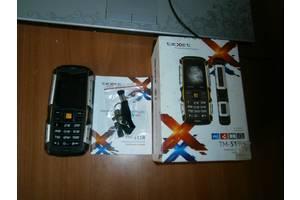 б/у Мобильные на две СИМ-карты TeXet