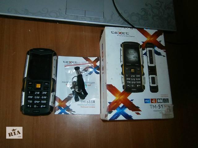 купить бу Продам телефон teXet TM-511R в Нежине