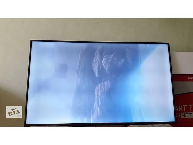 продам Продам телевизор 55 дюймов Sharp Lc-55Cfe6241E дешево бу в Ивано-Франковске