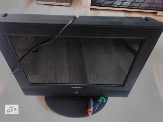бу Продам телевізор для машини,розмір екрана 15,4',На диск І USB(Флешку),HDMI в Дрогобыче
