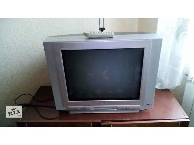 бу Продам телевизор LG CT-21Q95RQ  в Геническе