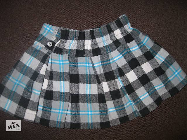 Продам тёпленькую юбочку для девочки 2-3 лет Gloria Jeans- объявление о продаже  в Харькове