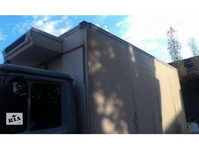 купить бу Продам термобудку с холодильной установкой. с комресором полностью в сборе. или обменяю на будку железную более облегчён в Одессе