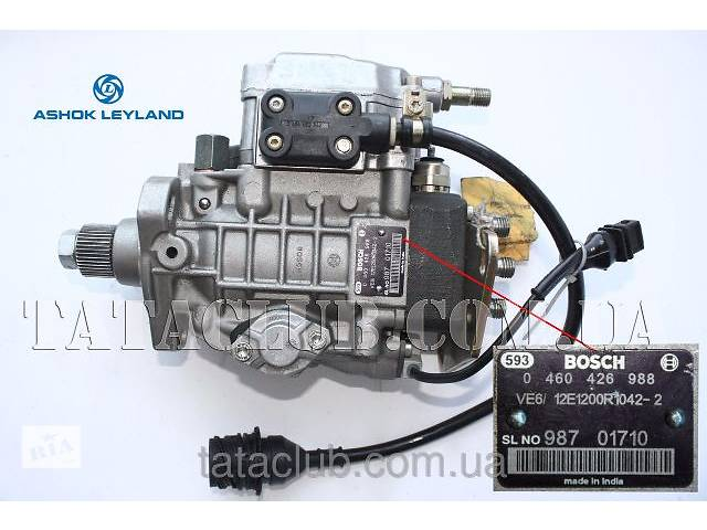 Продам ТНВД VP37EDC (X7473400), ASHOK Leyparts orig,Индия! Заходите!- объявление о продаже  в Сумах