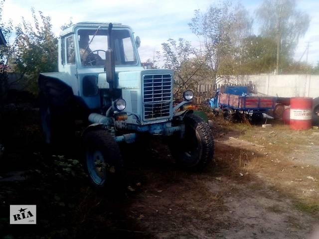 Продам трактор МТЗ 80- объявление о продаже  в Житомире