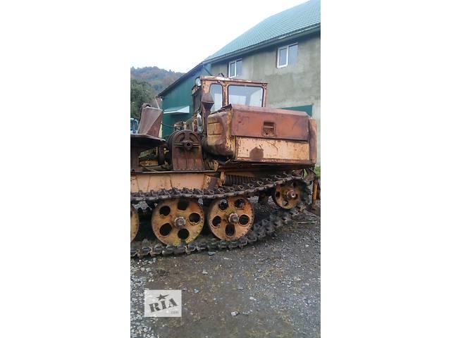 Продам трактор- объявление о продаже  в Тячеве