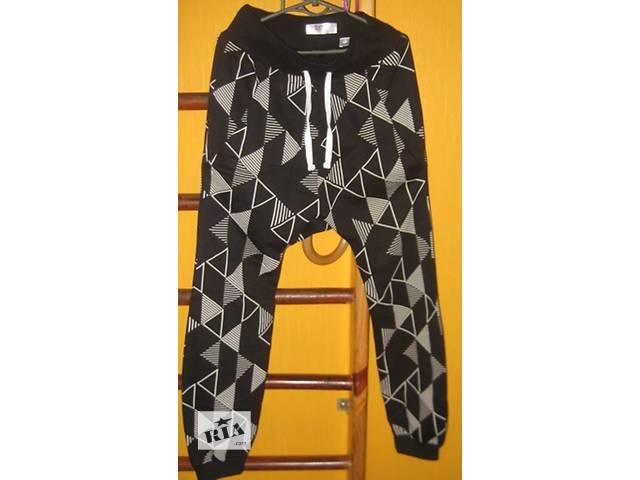 Продам трикотажные брюки с мотней для скейтбордиста- объявление о продаже  в Харькове