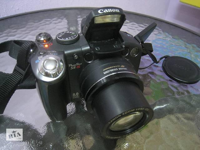 купить бу Продам цифровой фотоаппарат Canon PowerShot S5 IS в Одессе