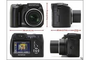 Новые Фотоаппараты, фототехника Olympus SP-600 UZ