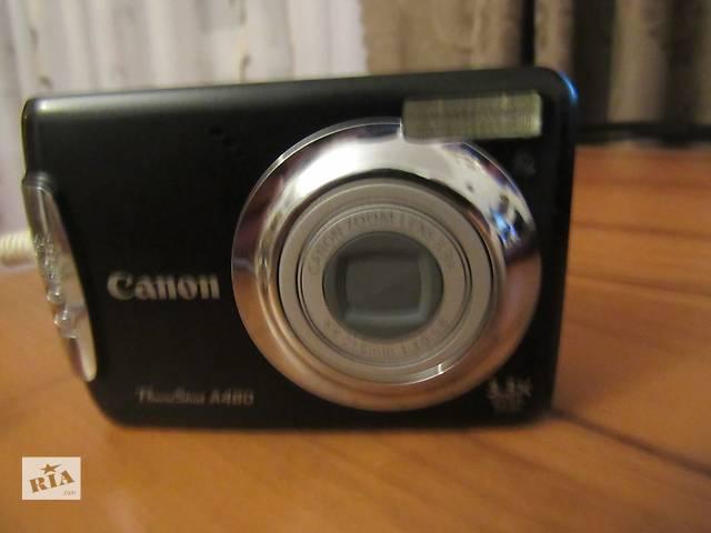 Продам цифровой фотоаппарат- объявление о продаже  в Каменке-Бугской