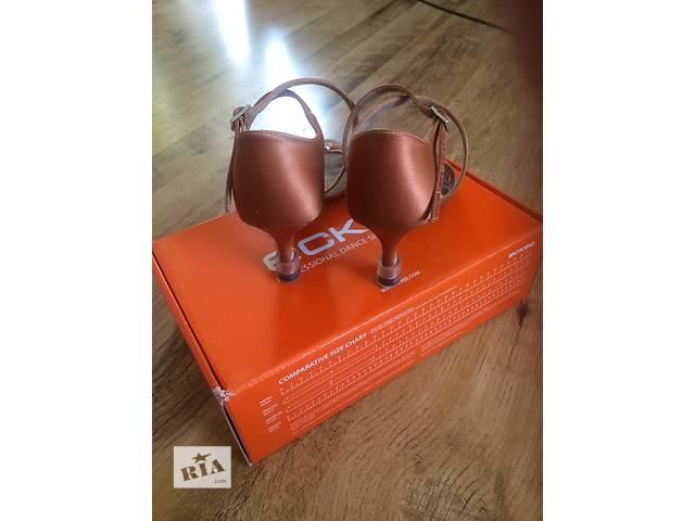 продам Продам туфли ECKSE для латины, рамер 23 бу в Мариуполе (Донецкой обл.)