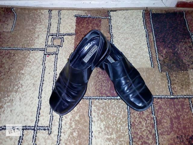 """продам Продам туфли кожаные мужские 42 размер фирма """"Enico"""". бу в Херсоне"""
