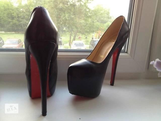 продам Продам туфли бу в Полтаве