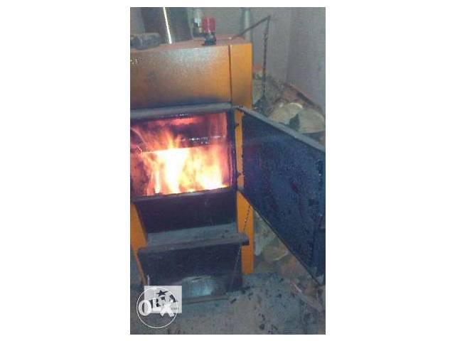 купить бу Продам твердотопливный котел Caldera caltherm ct 23 в Харькове