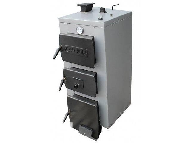 Продам твердотопливный котел (Carbon Lux) от 12-15 кВт- объявление о продаже  в Днепре (Днепропетровске)