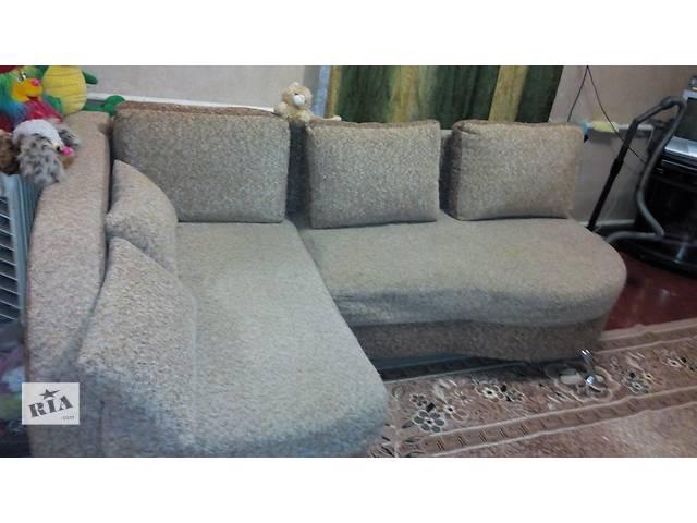 бу продам угловой диван в Запорожье
