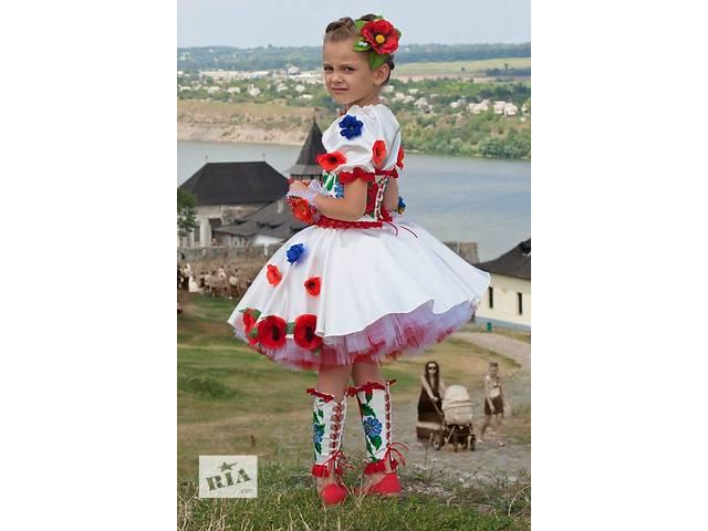 бу Продам украинский детский национальный костюм в Черновцах
