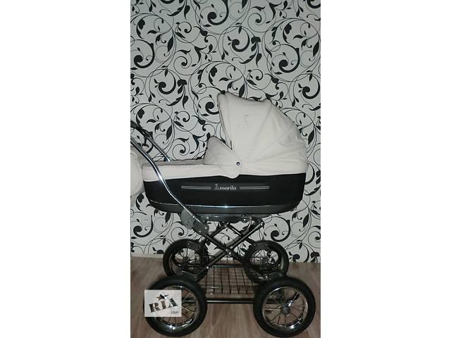 Продам универсальную коляску Roan Marita 2в1.- объявление о продаже  в Шостке
