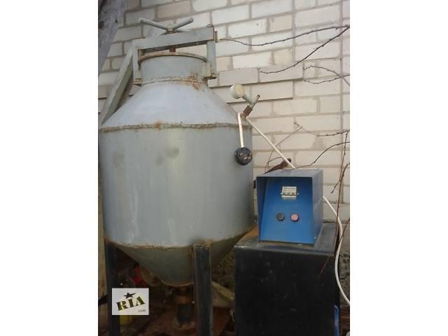 продам Продам установку для пенобетона ПБ-025м + формы + рукав бу  в Украине