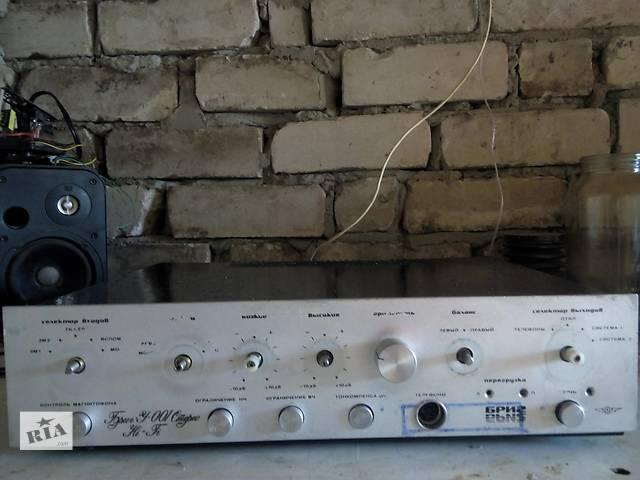 продам Продам усилитель Брик У -001 бу в Днепре (Днепропетровске)