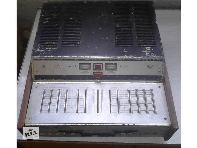 бу Продам усилитель Трембита-002-стерео в Днепре (Днепропетровск)