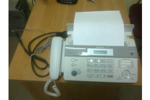 Новые Факсы на термобумаге Panasonic