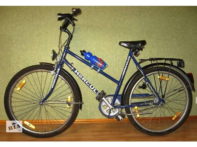 Продам велосипед б/у из Германии Hercules - объявление о продаже  в Чернигове