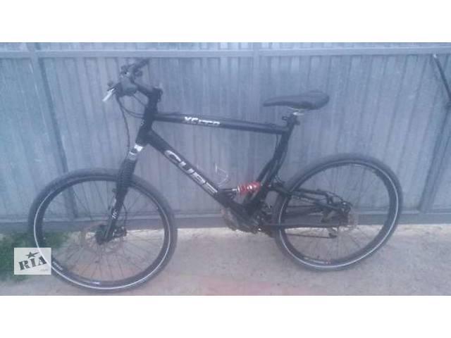 продам продам велосипед cube XC ltd двух подвестный  бу в Хмельницком
