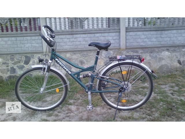 продам Продам велосипед FISCHER бу в Семеновке (Полтавской обл.)