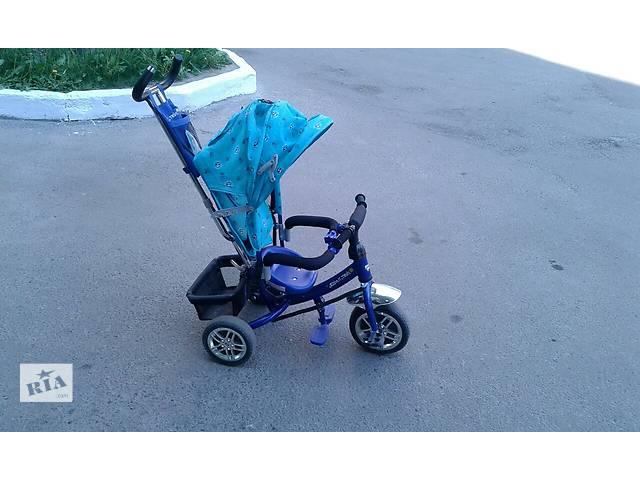 бу Продам велосипед, цвет синий, в хорошем состоянии в Белой Церкви