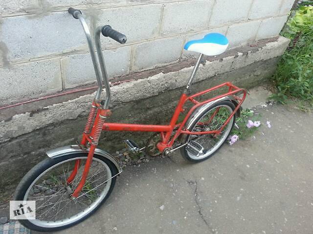 бу продам велосипед на ходу в Константиновке