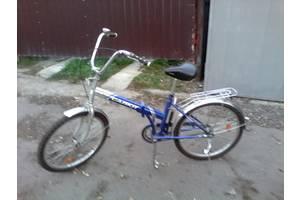 б/у Складные велосипеды Салют