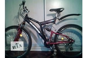 Велосипеды-двухподвесы Winner