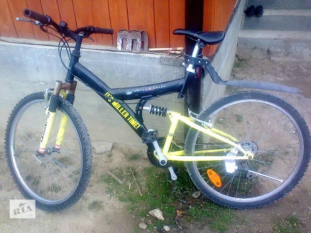 Продам велосипед- объявление о продаже  в Ужгороде