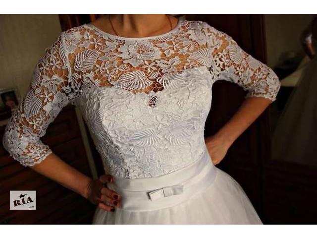 бу Продам свадебное платье недорого в Маневичах