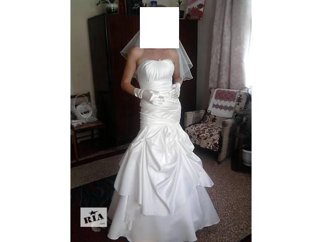продам Продам свадебное платье недорого бу в Старом Самборе