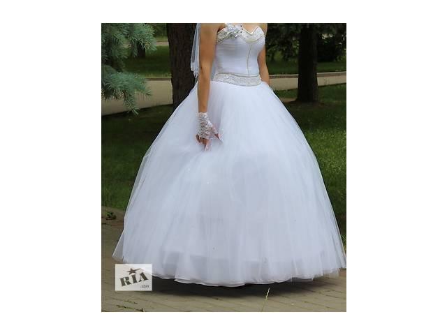 купить бу Продам свадебное платье в Виннице