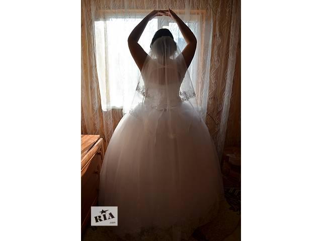 продам Продам свадебное платье 48-50р бу в Ровно