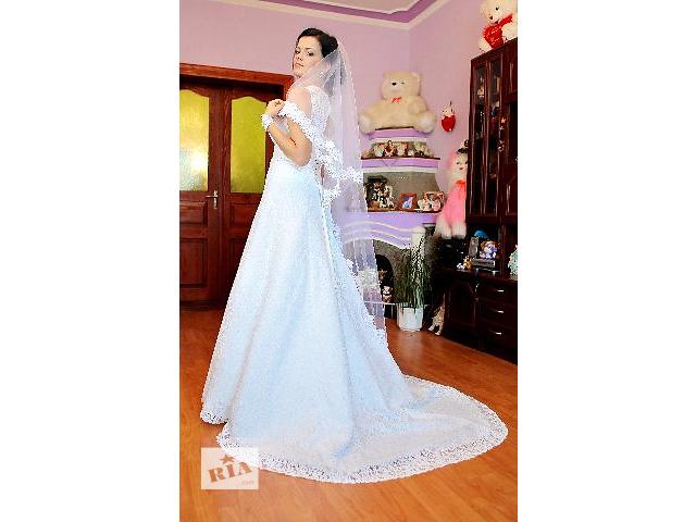 Продам свадебное платье Anna Sposa 2015 - объявление о продаже  в Львове