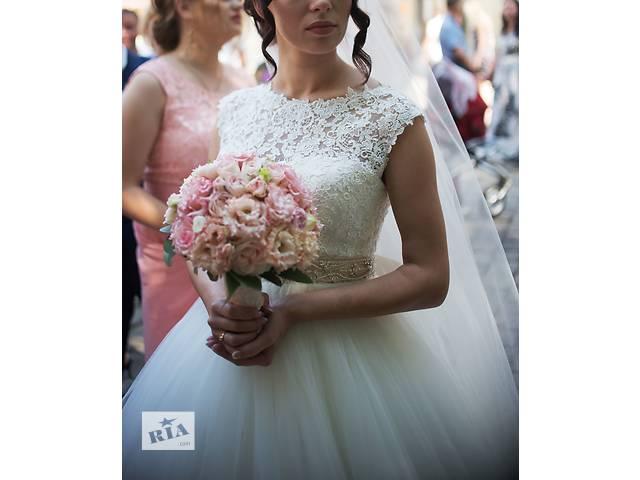 Продам свадебное платье от Naviblue Bridal- объявление о продаже  в Львове