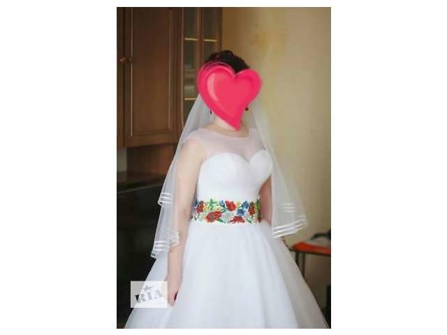 продам свадебное платье- объявление о продаже  в Тульчине