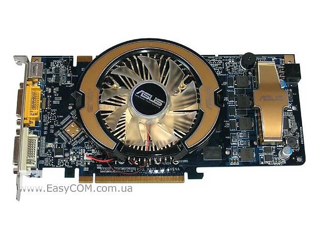 купить бу Продам відеокарту ASUS GeForce 8800 GS 384 Мб GDDR3 в Ровно