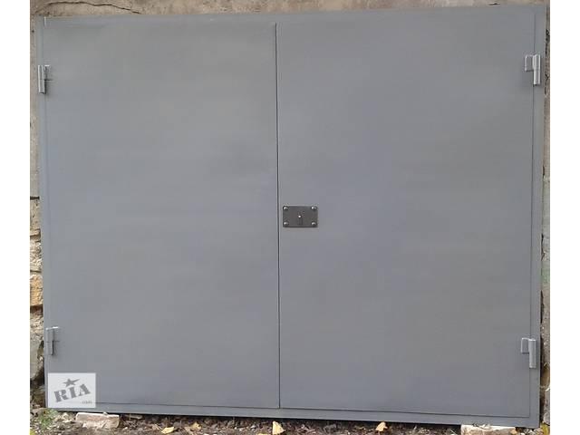 Продам ворота гаражные новые с доставкой 4500 грн 2.5 м x2*5- объявление о продаже  в Харькове