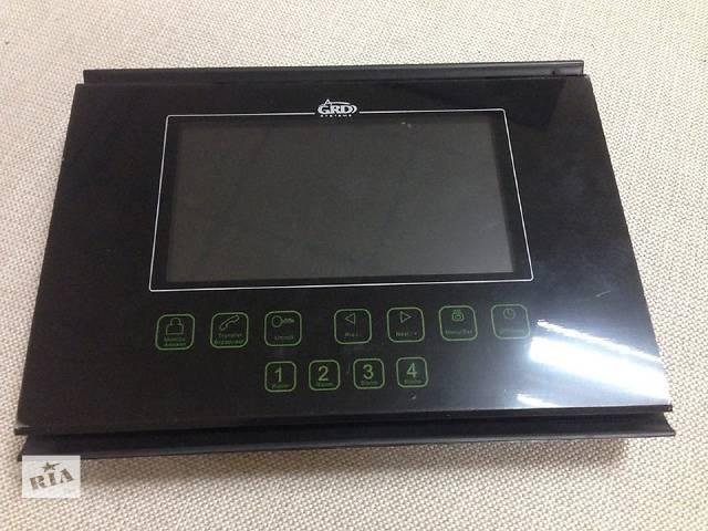 продам Продам Видеодомофон GRD Max V2 черный бу в Киеве