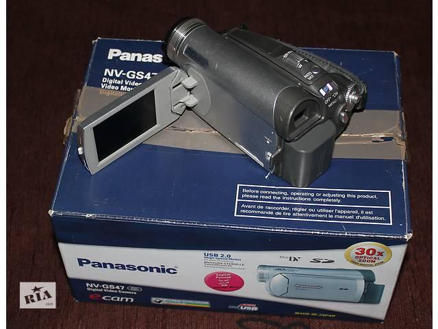 бу Продам видеокамеру PANASONIK NV-GS47 в Киеве